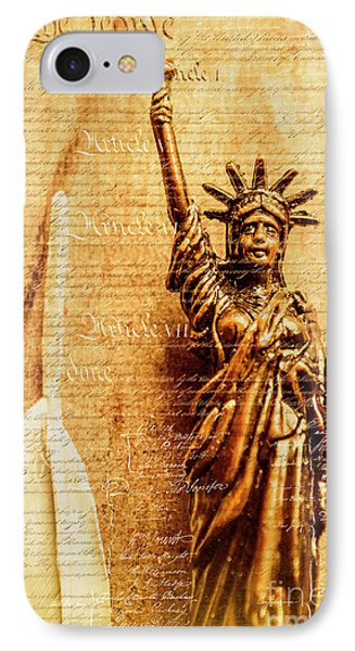 Us Constitution IPhone Case