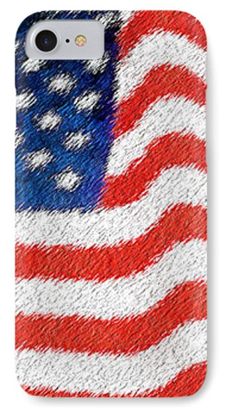U.s. Flag IPhone Case
