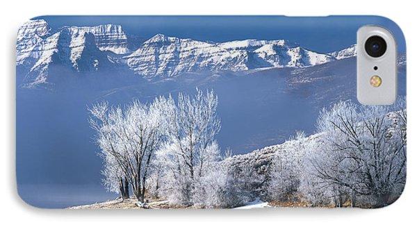Usa, Utah, Deer Creek State Park IPhone Case