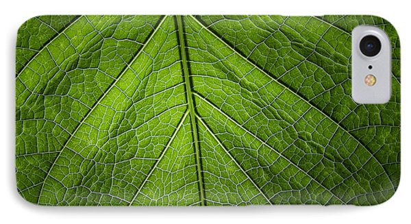 Usbg Leaf One IPhone Case