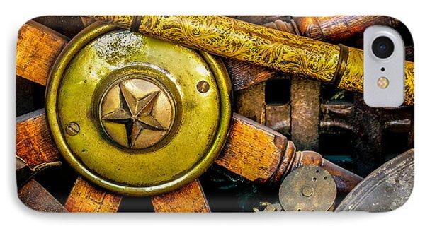 Uss Cumberland Nautical Still-life Phone Case by Bob Orsillo