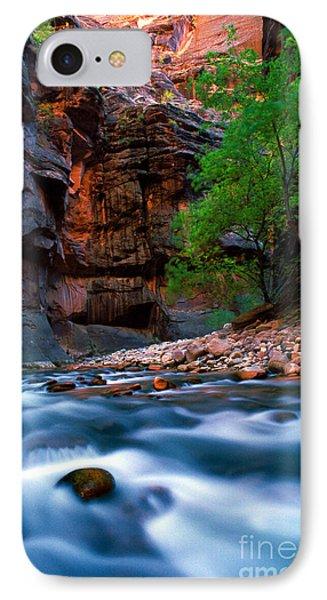 Utah - Virgin River 4 IPhone Case