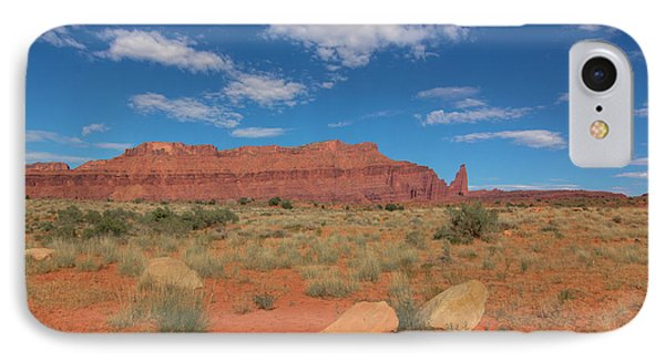 Utah Canyons IPhone Case