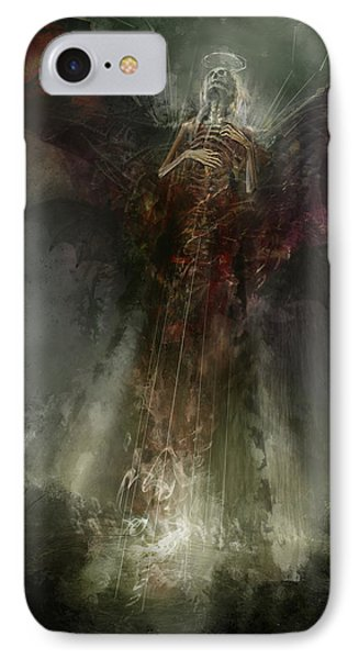 Utherworlds The Clouding Phone Case by Philip Straub