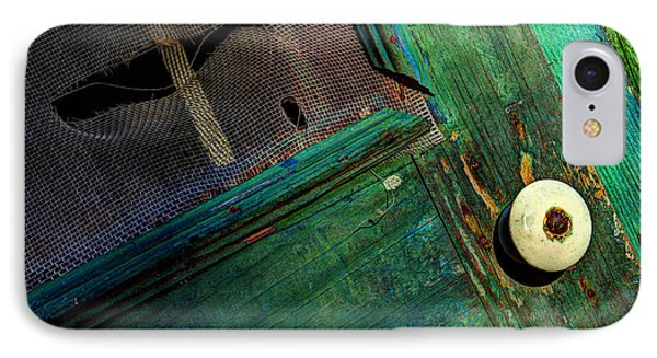 Vacant Memories IPhone Case by Michael Eingle