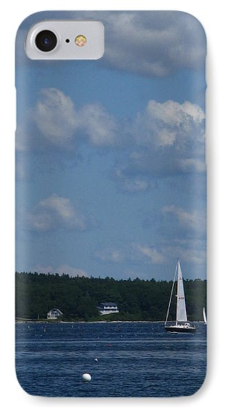 Vacationland Vista IPhone Case