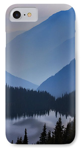 Vague Vista IPhone Case by Mike Lang
