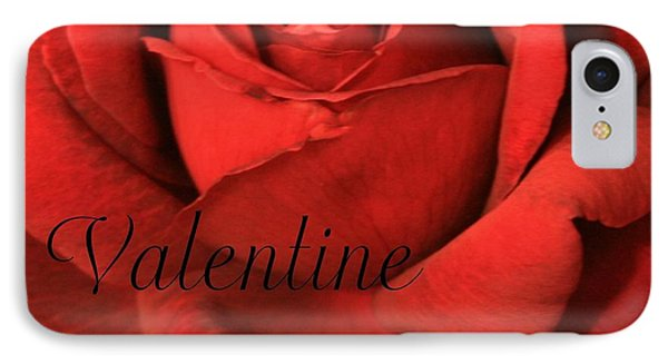 Valentine Phone Case by Marna Edwards Flavell