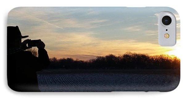 Valentines Sunrise IPhone Case