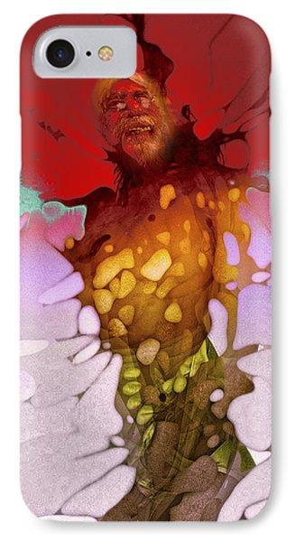 Valhalla Rising IPhone Case by Richard Wiggins