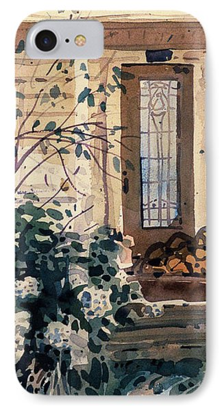 Valley Ford House IPhone Case by Donald Maier