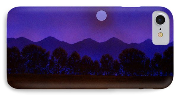 Valley Light Phone Case by Frank Wilson