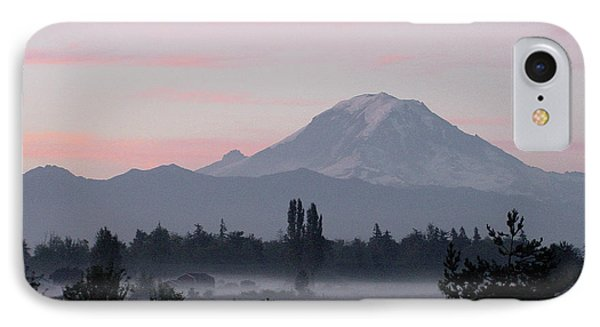 Valley Mists IPhone Case by Shirley Heyn