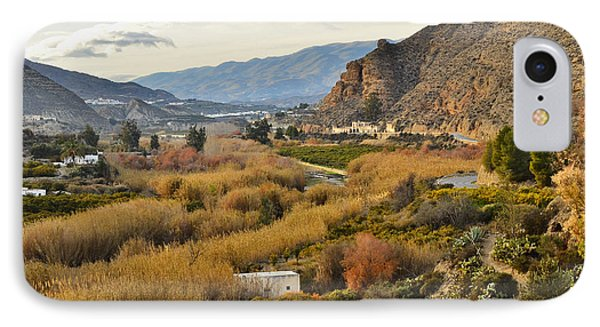 Valley Of Andalusia IPhone Case by Marek Stepan