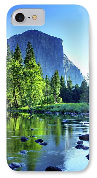 Valley View Morning IPhone Case by Rick Berk