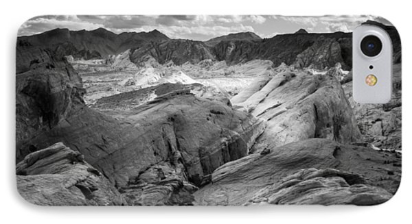 IPhone Case featuring the photograph Valley Of Fire Expanse by Jason Moynihan