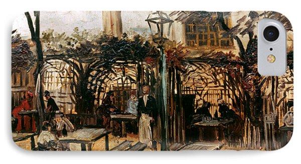 Van Gogh: Guingette, 1886 Phone Case by Granger