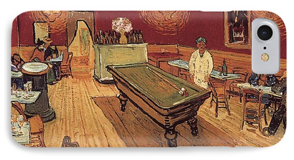 Van Gogh Night Cafe 1888 Phone Case by Granger