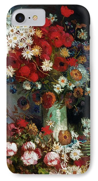 Van Gogh Still Life 1886 Phone Case by Granger