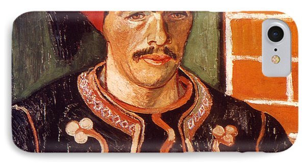 Van Gogh: The Zouave, 1888 Phone Case by Granger