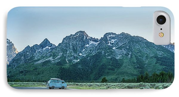 Van Life IPhone Case
