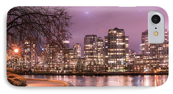 IPhone Case featuring the photograph Vancouver, Canada by Juli Scalzi