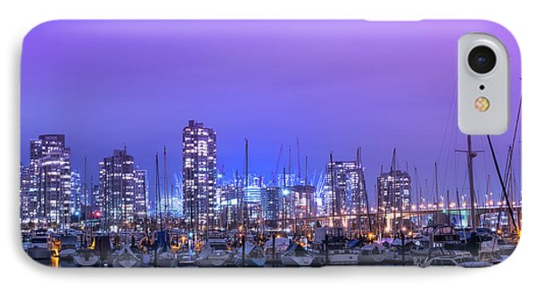 IPhone Case featuring the photograph Vancouver by Juli Scalzi