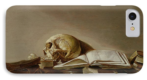 Vanitas Phone Case by Jan Davidsz de Heem