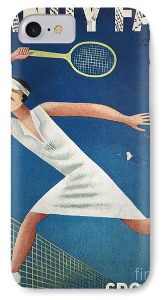 Vanity Fair, 1932 Phone Case by Granger