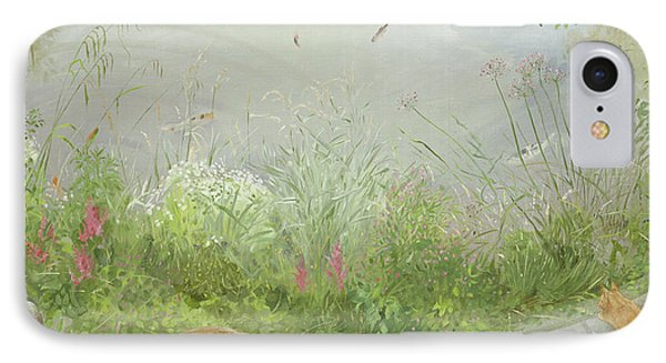 Vantage Point IPhone Case by Timothy Easton