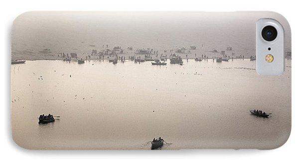 Varanasi - India IPhone Case by Joana Kruse