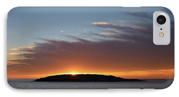 IPhone Case featuring the photograph Variations Of Sunsets At Gulf Of Bothnia 1 by Jouko Lehto