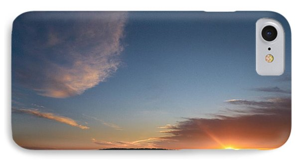 IPhone Case featuring the photograph Variations Of Sunsets At Gulf Of Bothnia 2 by Jouko Lehto