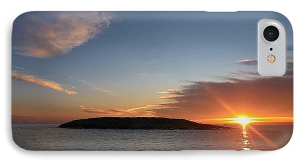 IPhone Case featuring the photograph Variations Of Sunsets At Gulf Of Bothnia 3 by Jouko Lehto