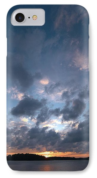 IPhone Case featuring the photograph Variations Of Sunsets At Gulf Of Bothnia 5 by Jouko Lehto