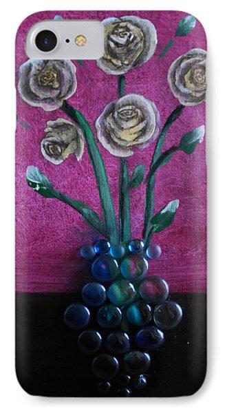 Vase IPhone Case by Angela Stout