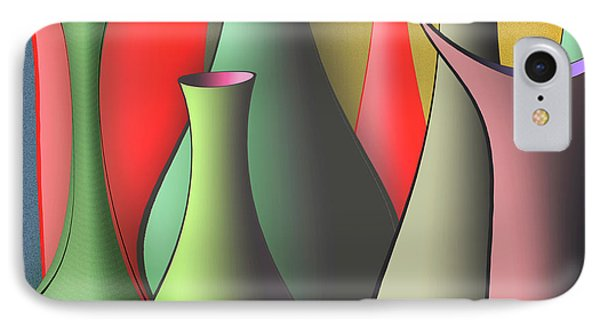 Vases Still Life IPhone Case
