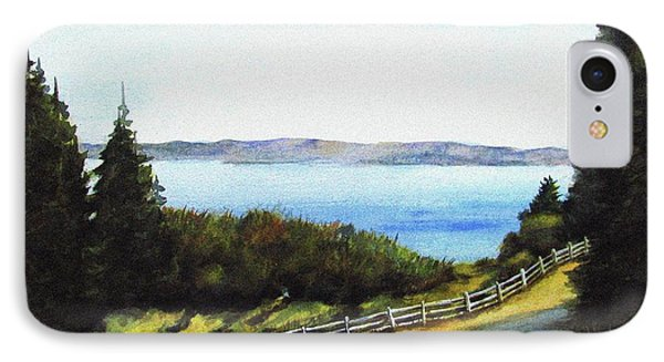 IPhone Case featuring the painting Vashon Island by Marti Green