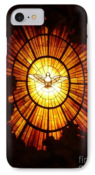 Vatican Window IPhone Case by Carol Groenen