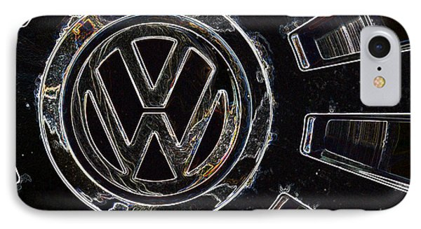 VW3 IPhone Case by Wendy Wilton