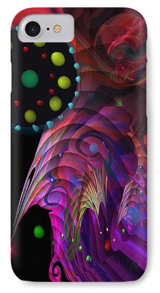 Vegas Dreams IPhone Case by Kevin Caudill