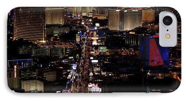 Vegas Night Lights IPhone Case