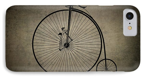 Velocipede IPhone Case by Daniel Hagerman