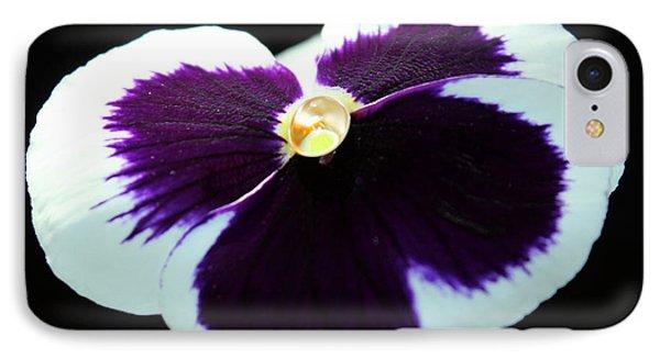 Velvet Jewel IPhone Case by Krissy Katsimbras