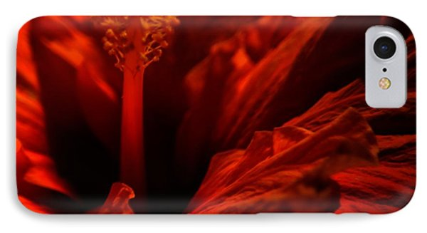 Velvet Seduction IPhone Case by Sheila Ping
