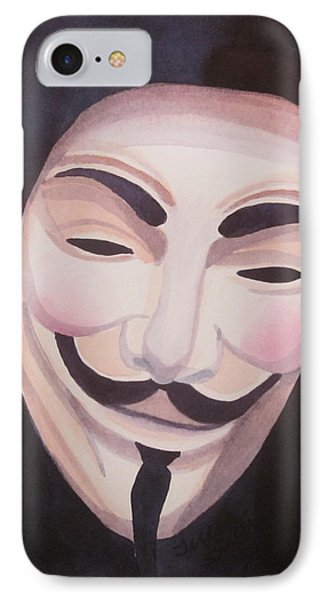 IPhone Case featuring the painting Vendetta by Teresa Beyer