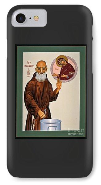 Venerable Fr. Solanus Casey The Healer 038 IPhone Case