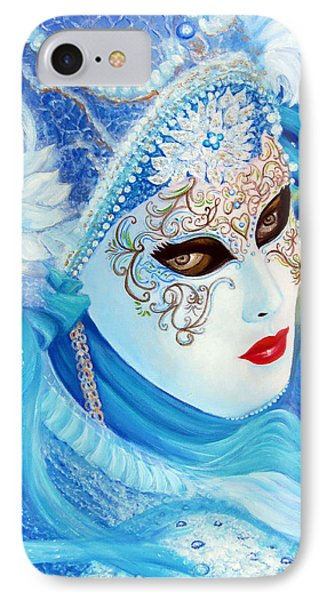 Venetian Carnival Mask 2015 IPhone Case