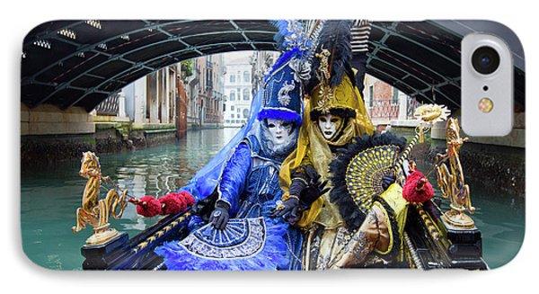 Venetian Ladies On A Gondola IPhone Case