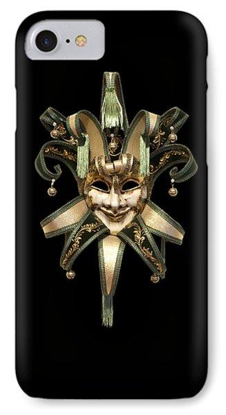 Venetian Mask Phone Case by Fabrizio Troiani
